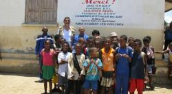 Collecte de livres pour les enfants de Madagascar
