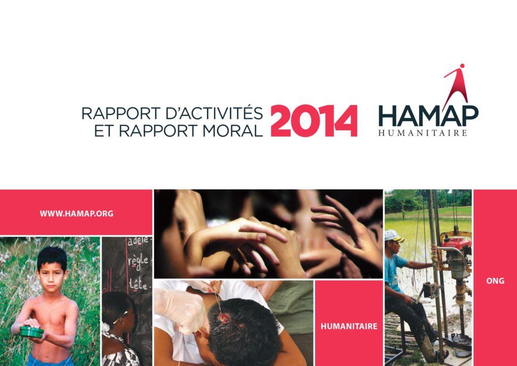 Rapport d'activité 2014