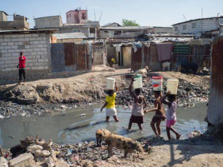 bidonville HAITI 2