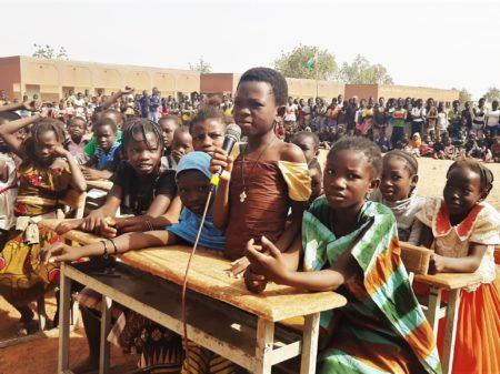 Enfants-Burkina Faso